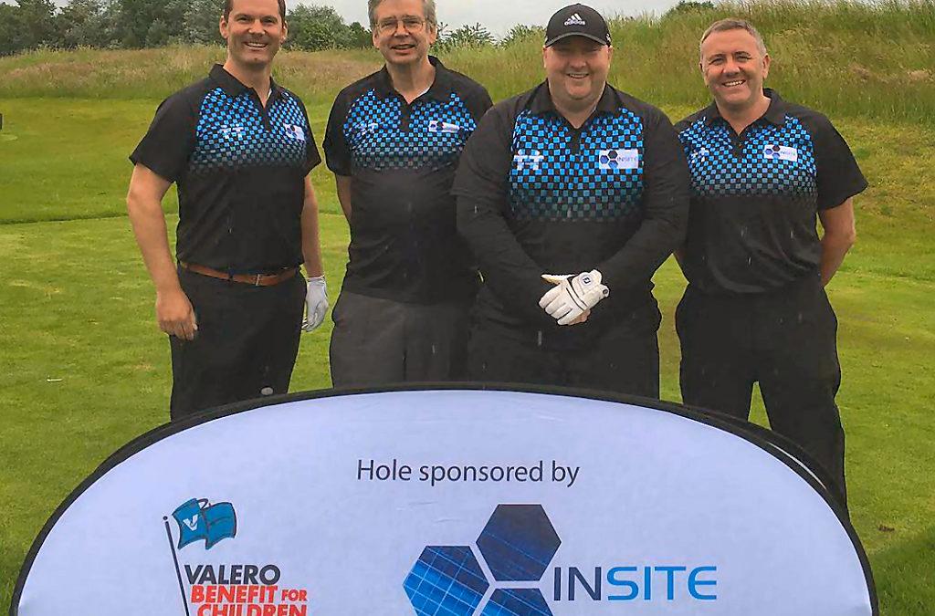 InSite Sponsors Valero Benefit for Children Golf Classic