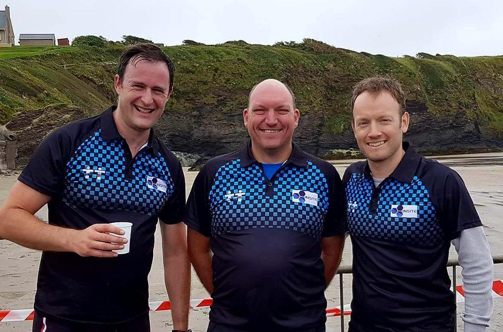 InSite Teams Complete Pembrokeshire Coast Triathlon