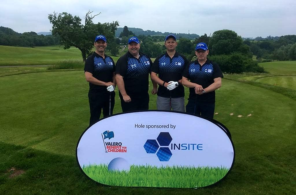 InSite Sponsor Valero Benefit For Children Golf Classic